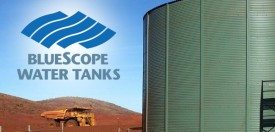 Bluescope Water Tanks
