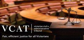 VCAT (Victorian Civil & Administrative Tribunal)