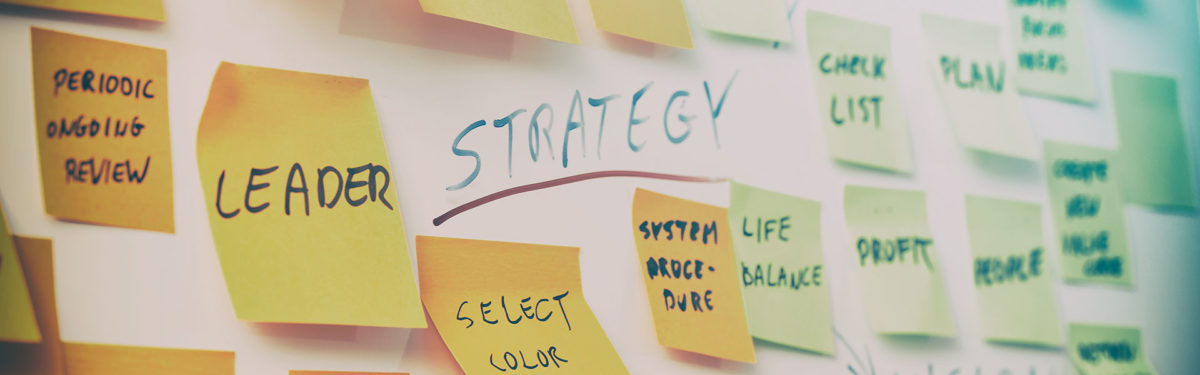 Strategy Postits 539221578